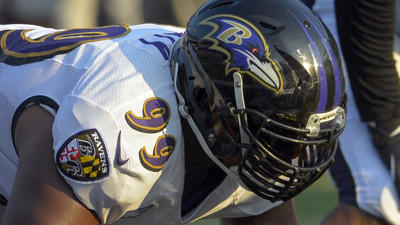 Ravens' Chris Canty unaware his play led to renewed enforcement…