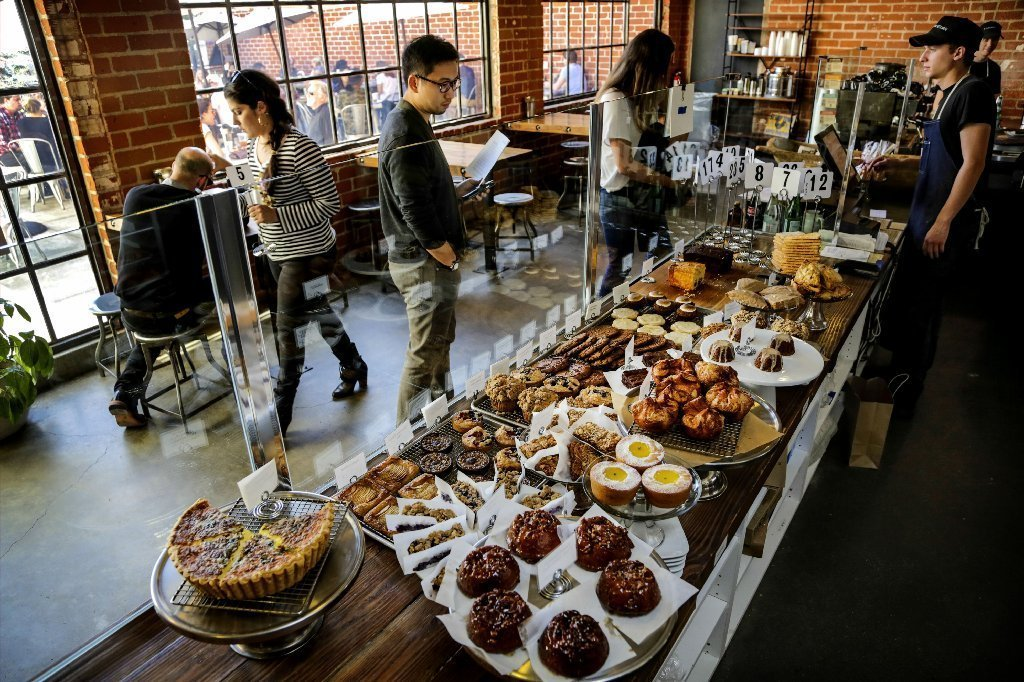 Cake Shops In Downtown Los Angeles