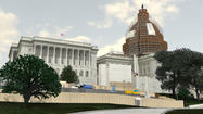 U.S. Capitol dome set for first renovations in more than 50 years