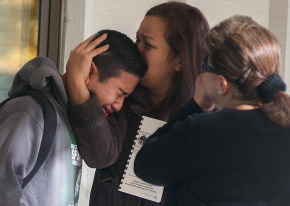 Nevada school shooting