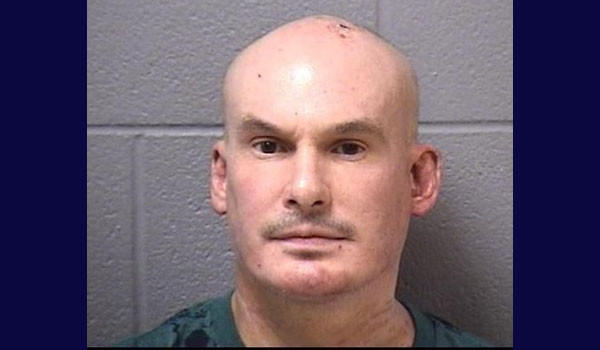 James Borg, 44, has been charged with aggravated arson and residential arson in a July 14 fire that caused a home he had rented with his now-missing girlfriend to explode.