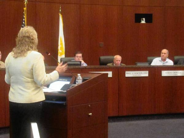 Naperville Finance Director gives City Council an overview of the proposed levy and budget.