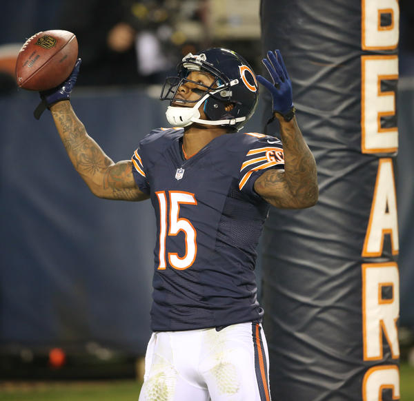 Bears receiver Brandon Marshall is the kind of player upon which fantasy success is built now.