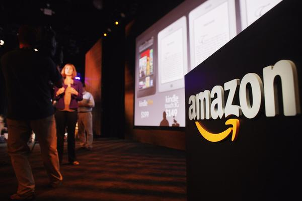 FILE PHOTO: 15 Years Since Amazon Website Launched In The UK  Amazon Introduces New Tablet At News Conference In New York