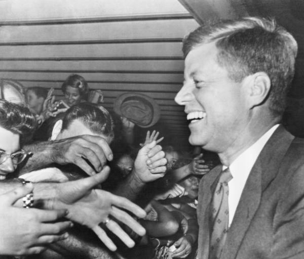 JFK's early polling