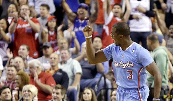 Chris Paul was voted best point guard in the league in an anonymous survey of NBA general managers conducted by NBA.com.