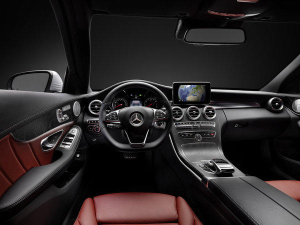 Mercedes-Benz officially released images of its next-generation C-Class. The car is expected to debut at the 2014 Detroit Auto Show in January and will go on sale in the fall of 2014.
