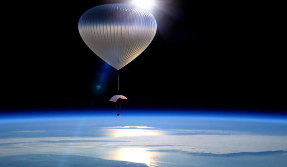 World View wants to offer balloon rides to near space by 2016.