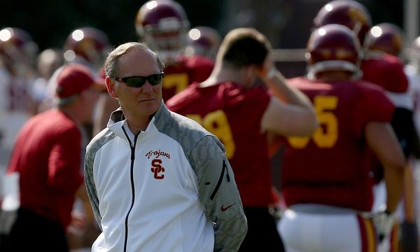 Will USC Athletic Director Pat Haden renew his campaign for a reduction in NCAA-imposed scholarship penalties affecting his football program?