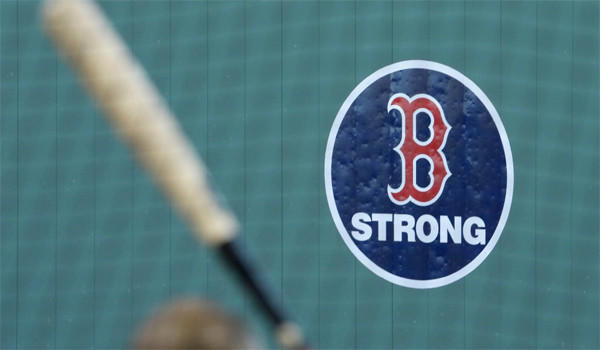 "Following the bombings at the Boston Marathon, the city and its team rallied around the cry ""Boston Strong,"" which became more than a slogan, it became a lifestyle for the Red Sox, outfielder Jonny Gomes said."