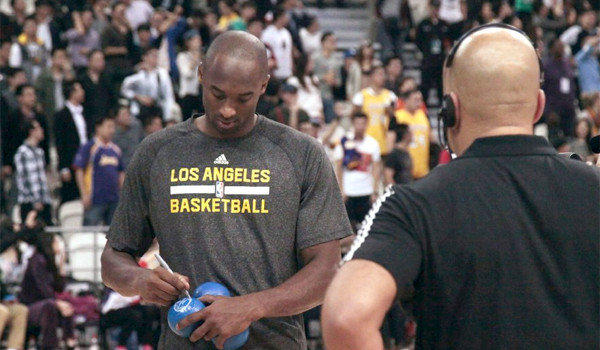 Kobe Bryant, 35, is coming off of an Achilles' tendon injury that has prevented him from participating in the Lakers' preseason exhibition games.