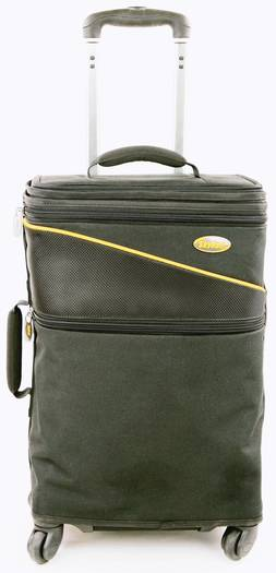 SkyRoll Spinner carry-on