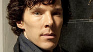 Sherlock's back, and he's hanging with 'Downton Abbey'