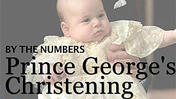 Prince George's Christening: By The Numbers