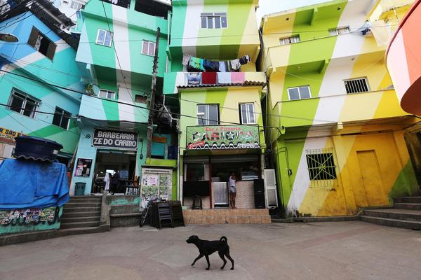 "Economist Tyler Cowen thinks U.S. retirees will need lower-cost housing like ""the better dwellings you might find in a Rio de Janeiro favela."" Like these, perhaps."