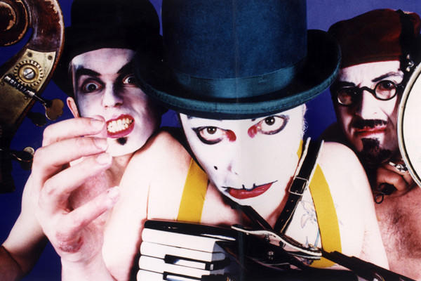 The Tiger Lillies perform at REDCAT.