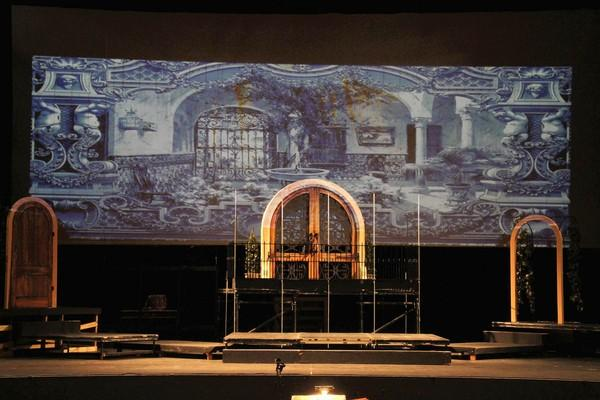 """""""The Barber of Seville"""" will feature video projections and more extensive staging than previous operas presented by the Orlando Philharmonic Orchestra."""