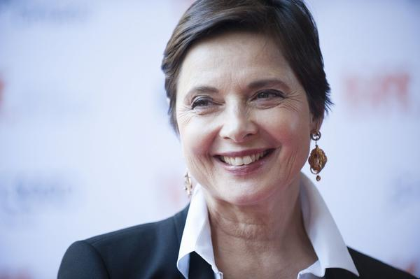 Isabella Rossellini at the Toronto Film Festival in September.