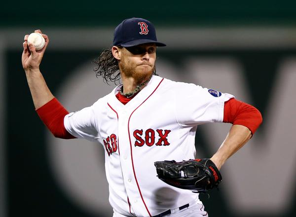It looks like Clay Buchholz will pitch after all.