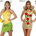 Food costumes get sexy this Halloween