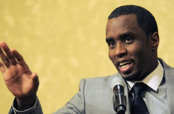 "Sean ""Diddy"" Combs has endorsed ""12 Years a Slave"" on his new cable channel."