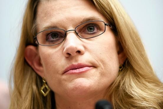 Rebecca Mairone, formerly of Countrywide, in 2010.