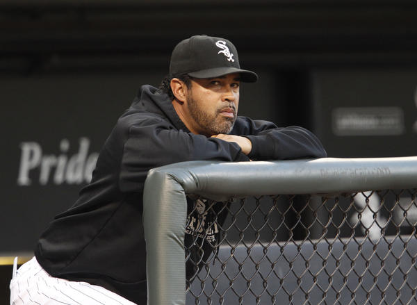The Cubs are the only team former White Sox manager Ozzie Guillen would consider coaching for, since he still lives in Chicago.