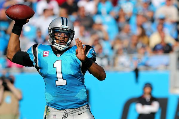 Cam Newton and the Panthers faces the Bucs Thursday.