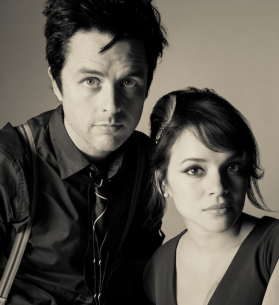 Billie Joe Armstrong and Norah Jones have a new album of Everly Brothers covers.