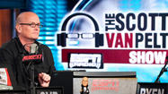 Despite criticism, Scott Van Pelt has no problem flaunting his Maryland pride