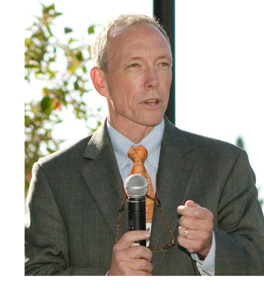Ted Mitchell, CEO of NewSchools Venture Fund and former president of Occidental College.