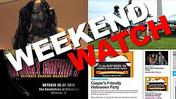 Weekend Watch: Spooky Empire, Halloween at Enzian, Orlando Challenge