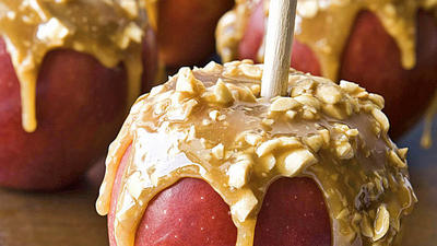 EATINGWELL: Healthy caramel apple needn't be short on taste