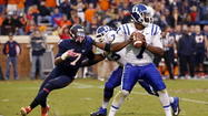 Teel Time: Duke's juggling of quarterbacks Boone, Connette effective, but Hokies' D a challenge