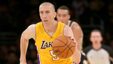 Steve Blake seeks identity with Lakers