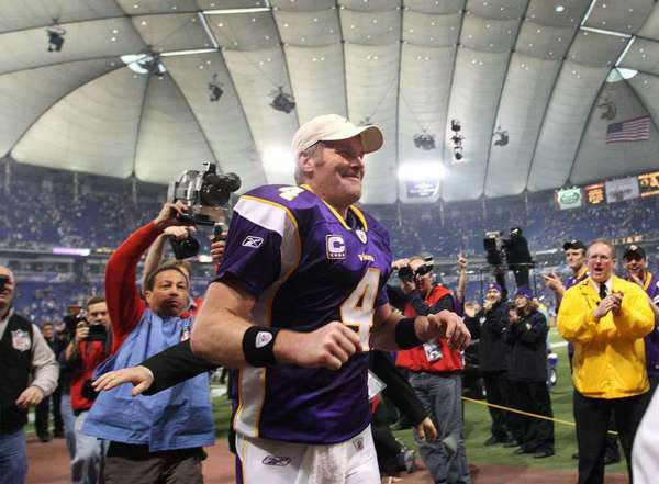 You won't be seeing Brett Favre in a Rams uniform.