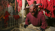 Haunted house attractions in Maryland and surrounding areas [Pictures]