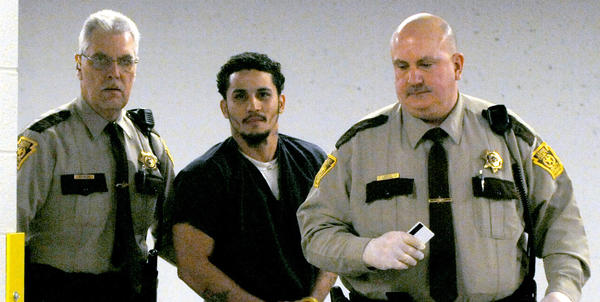 Gybram Melendez will spend up to 40 years in state prison for a fatal shooting in Allentown.