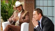 Shiny cast, silly story in 'The Counselor' ★&#9733
