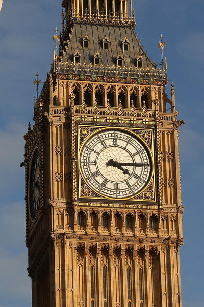 Clock Tower , better known as Big Ben.