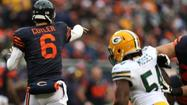 Video: No Cutler vs. Packers both good and bad