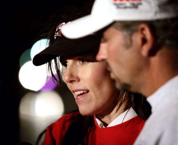 Kelley and Carl Renezeder on Nov. 22, 2005.