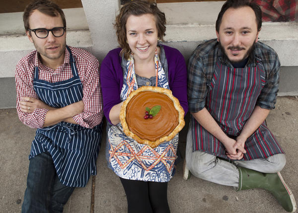 Think your homemade pie is tops? Enter it in Bang Bang's pie contest this weekend.