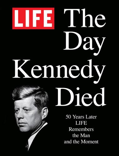 """That may be because there's no new ground to be broken on the assassination, although Life magazine's magnificent <strong>""""The Day Kennedy Died"""" </strong>(Life Books: 192 pp., $50) does offer a lavish retrospective that takes us through the tragedy, ending with the president's funeral. There is perspective (a chapter on conspiracy theories) and nostalgia (a reprint of the Nov. 29, 1963, issue of the magazine). Best of all is a gatefold featuring every frame of the Zapruder film in sequence, accompanied by an essay offering commentary from Zapruder's granddaughter, Alexandra, who is working on a book about the family and the film."""