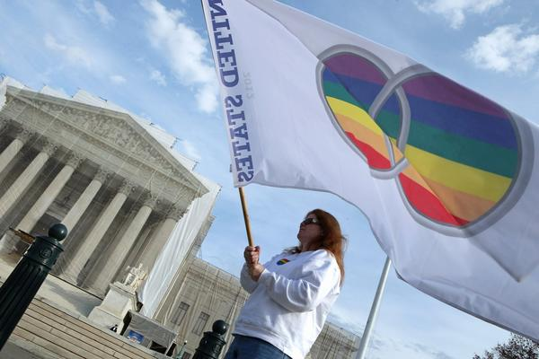 Gay rights activists won another victory this week when New Jersey became the 14th state in the country to recognize same-sex marriage. The politics surrounding gay rights have shifted dramatically in the last several years.