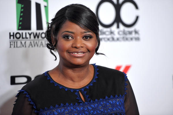 "Octavia Spencer, here at the 17th Annual Hollywood Film Awards Gala, will take on the role made iconic by Angela Lansbury in NBC's reboot of ""Murder, She Wrote."""