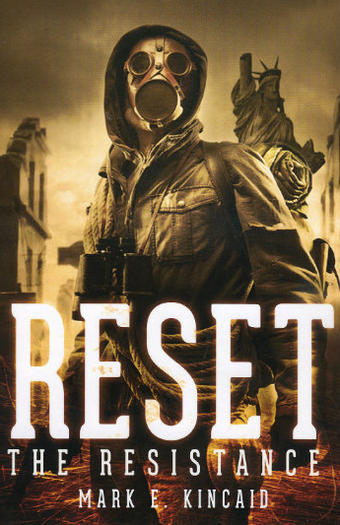 Hampton's Mark E. Kincaid releases RESET (Tate Publishing, 2013)