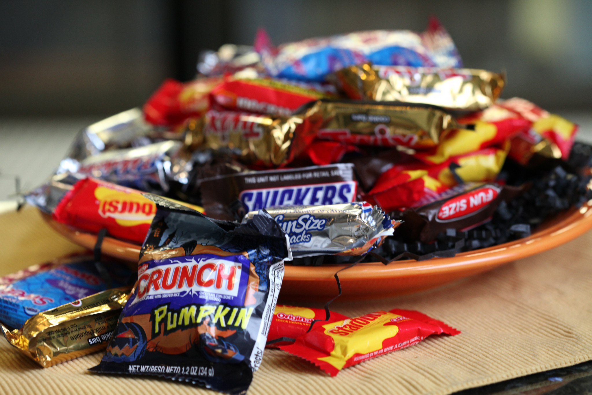 photos best and worst halloween candy chicago tribune