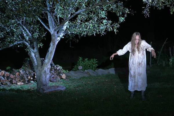 """""""The Tillinghast Nightmare"""" is a historical documentary with dramatic recreations about vampire beliefs in historical New England."""