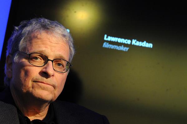 "Filmmaker Lawrence Kasdan is working on the script for ""Star Wars: Episode VII"" with director J.J. Abrams."